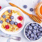 gesundes frühstück kurpension freudenstein