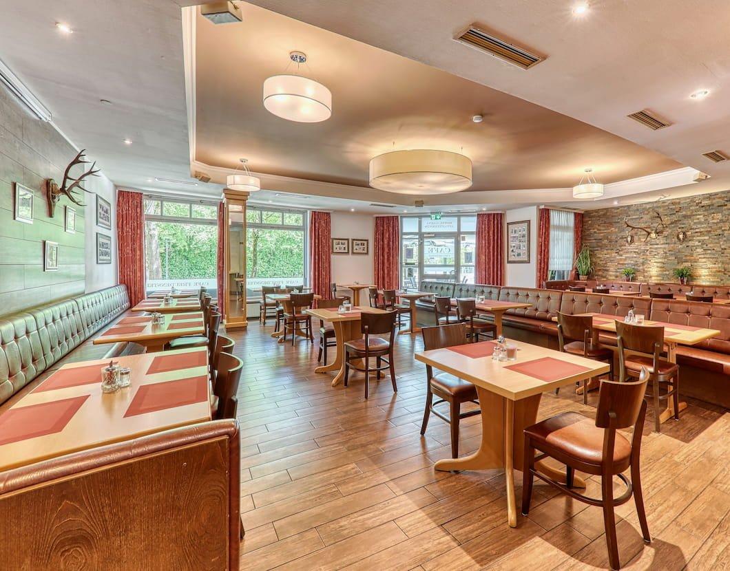 Cafe Bistro Kurpension Freudenstein